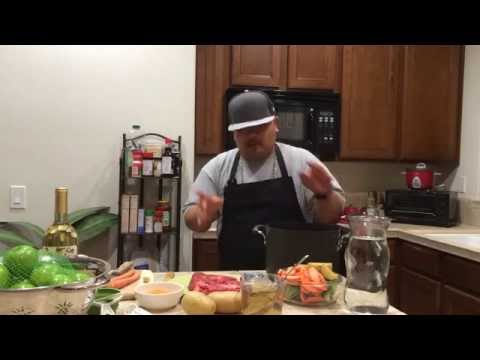 Asian E-40 Impersonator does: Cooking with E-40! Good or nah?!?!