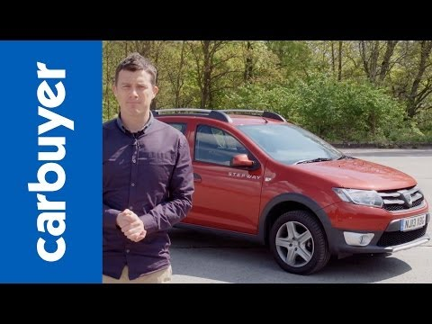 Dacia Sandero Stepway hatchback 2014 – Carbuyer