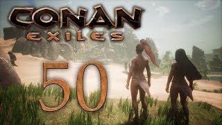 Conan Exiles — прохождение игры на русском — Ещё немного приключений на 5-ю точку [#50] Финал | PC