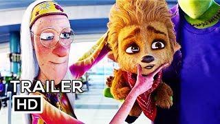 Video MONSTER FAMILY All NEW Clips + Trailer (2018) Emily Watson, Nick Frost Animated Movie HD MP3, 3GP, MP4, WEBM, AVI, FLV September 2018