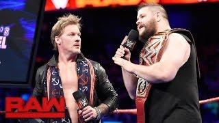 Nonton Chris Jericho invites Kevin Owens to