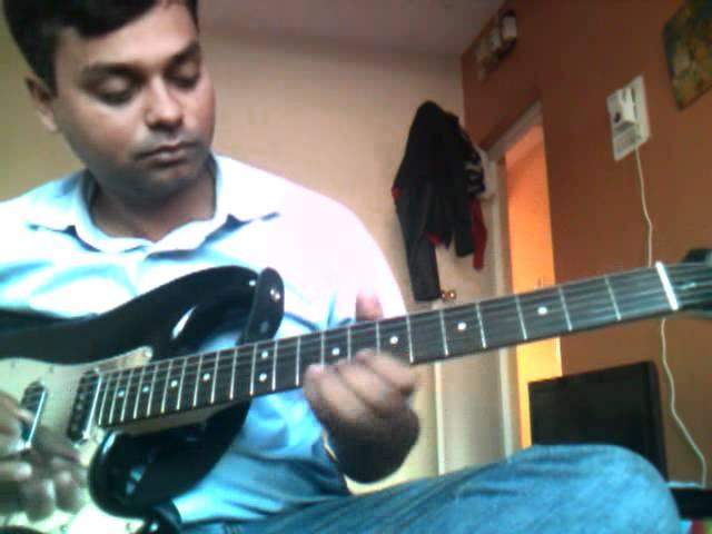 Gulabi Aankhen Jo Teri Dekhi Guitar Tabs Lead : Mp3Gratiss.com