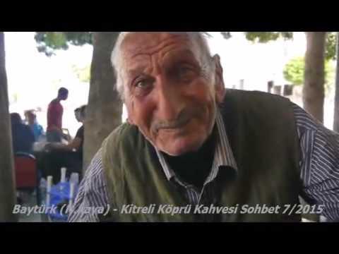 Baytürk (H.Kaya) - Kitreli Köprü Kahvesi Sohbet 7/2015