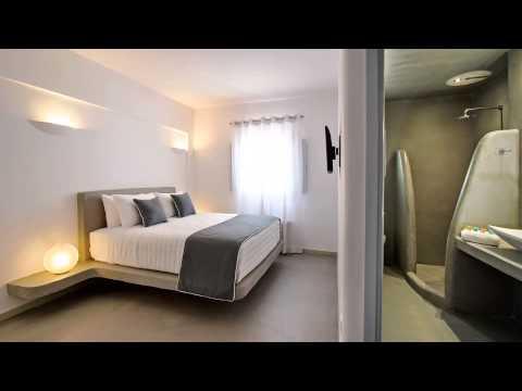 Central Fira Hotel, Greek Islands