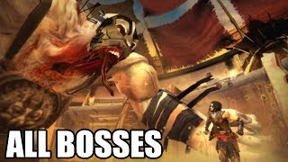 Video Prince of Persia - The Two Thrones - All Bosses (With Cutscenes) 1080p60 PC HD MP3, 3GP, MP4, WEBM, AVI, FLV Mei 2019