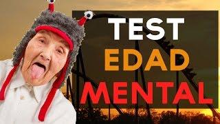 Cual es tu edad mental? Descubrelo ahora con este divertido test! ↠↠ ¡No te olvides de suscribirte para no perderte ningún test!