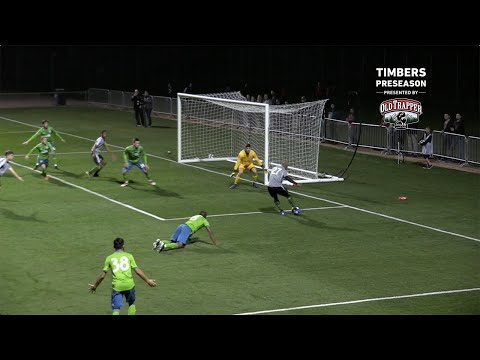 Video: GOAL | Jeremy Ebobisse scores the winner against Seattle in preseason action