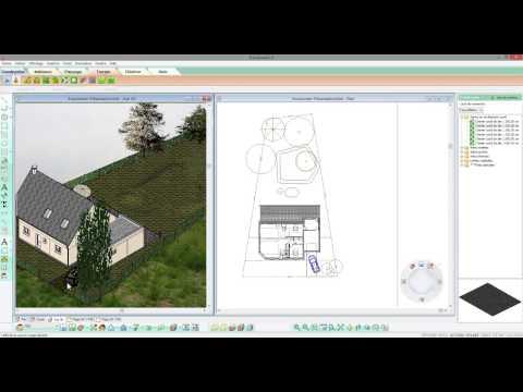Tutorial complet de 2h30: réaliser un projet de maison traditionnelle de A à Z