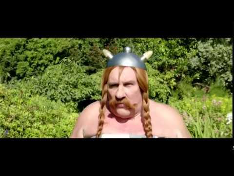 Astérix et Obélix : au service de sa Majesté (2012) - Interview Acteurs