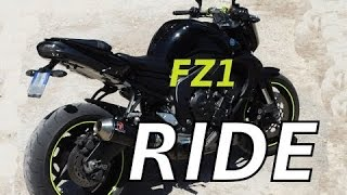 Download Video Yamaha FZ1-N Ride On Board MP3 3GP MP4