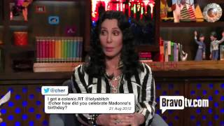 Cher talks about Madonna