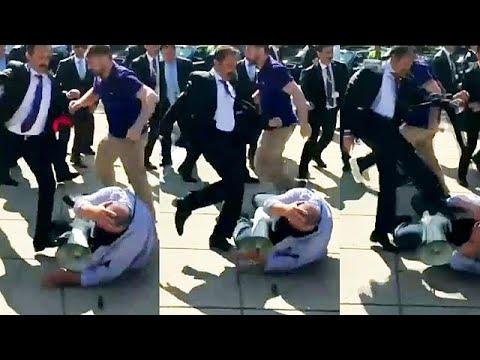 ΗΠΑ: Παραπέμπονται σε δίκη οι σωματοφύλακες του Ερντογάν