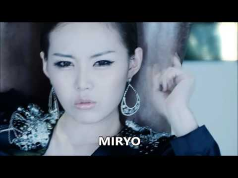Brown Eyed Girls - Abracadabra || LEARN Members / Names