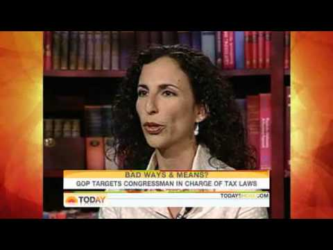 Melanie Sloan Discusses Rep Rangel's Ethics Issues