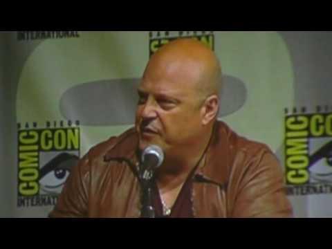 No Ordinary Family Comic Con 2010 Panel