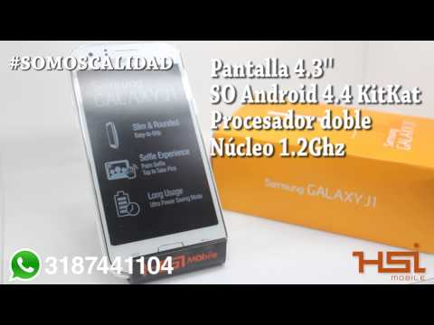 Samsung Galaxy J1 4G LTE | HSI Mobile