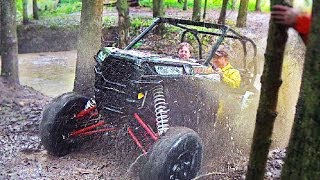 9. XP1K vs The Competition  - Polaris RZR XP 1000, Can-Am Maverick Max RS 1000, XP 900, RZR4