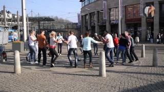 Plauen Germany  city pictures gallery : International Rueda De Casino Multi Flashmob - 2014 - LosAmigos Plauen (Germany)