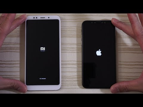 Xiaomi Redmi 5 Plus vs iPhone X - Speed Test! Budget vs Flagship! - Thời lượng: 6:19.