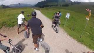 Trottinet Im Schwarzsee