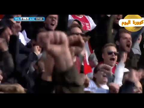 Ajax 4-0 Willem All Goals