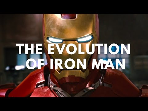 The Evolution of Iron Man in Television  Film