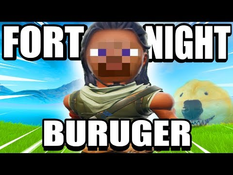 FORTNITE BURGER