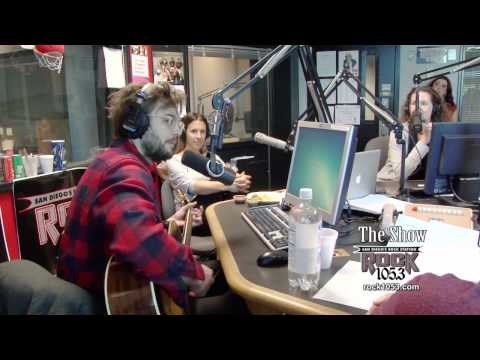 Comedian Nick Thune on The Show - Rock 105.3