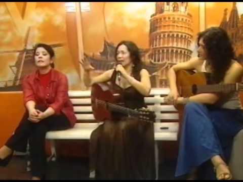 Café com Astral - Katya Teixeira, Mônica Albuquerque, Mirian Mirá e a arte-educadora Nani Braun - Parte 2