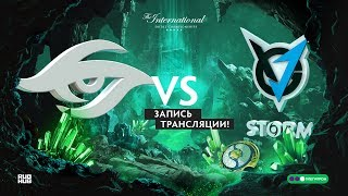 Secret vs VGJ.S, The International 2018, game 1