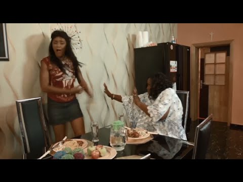 "Peggy Ovire Irritated By Ebere Okaro Sick Habits In "" keeping Secret """