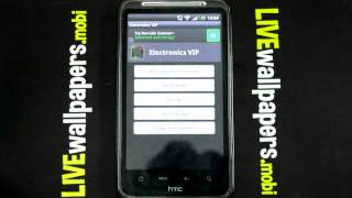 Electronics live wallpaper YouTube video