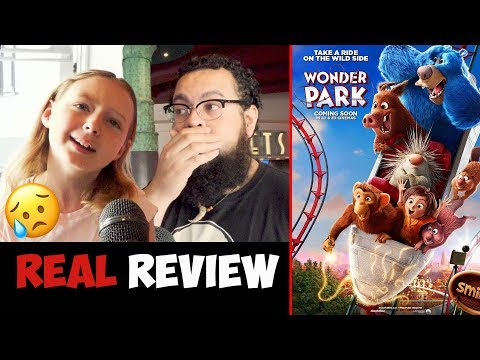 Wonder Park Review - This Movie Gets Crazy SAD!! - REAL Audience Reactions