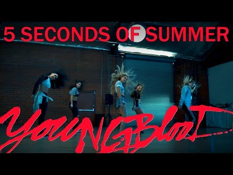 "5 Seconds Of Summer - ""Youngblood"" (Dance  Routine/Tutorial) 