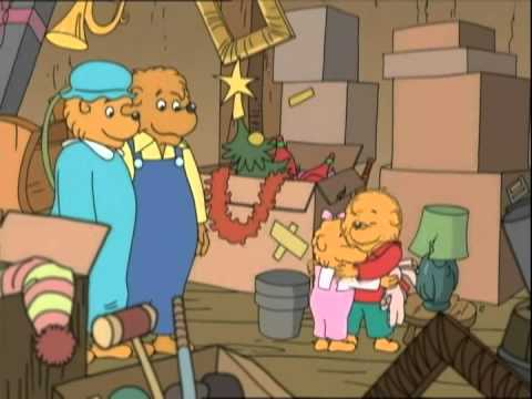 The Berenstain Bears: Attic Treasure / Moving Day - Ep.33
