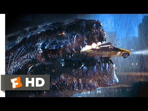Godzilla (1998) - We're in His Mouth! Scene (9/10)   Movieclips