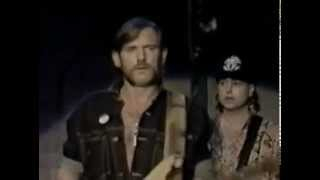 The greatest rocker the world has ever known, Lemmy Kilmister and Motorhead covering a Chuck Berry Classic