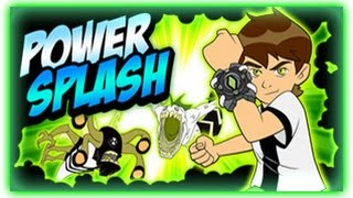 Ben 10 Power Slash videosu