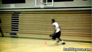 DraftExpress - Justin Holiday Pre-Draft Workout & Interview