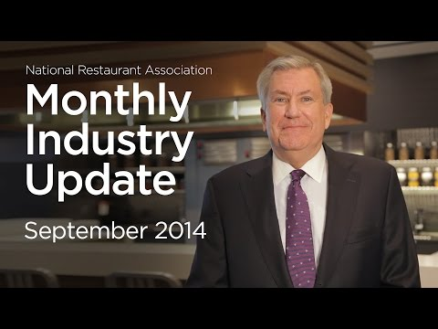 Restaurant Industry Update - September 2014