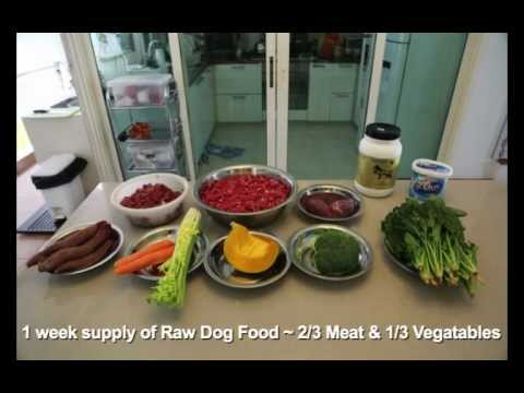 Raw Diet for Dogs ~ Part 2