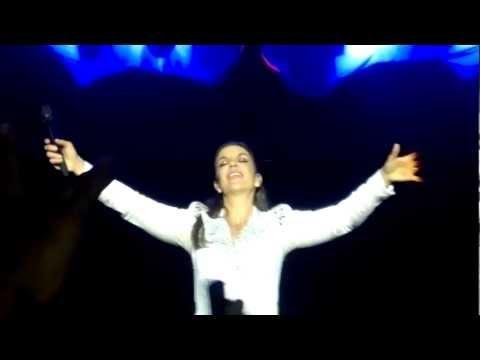 Ivete Sangalo - Meu Maior Presente e No Brilho Desse Olhar (Acapela) | Ao Vivo na Arena Anhembi