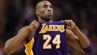 Download Lagu Kobe Bryant's Top 10 Dunks Of His Career Mp3