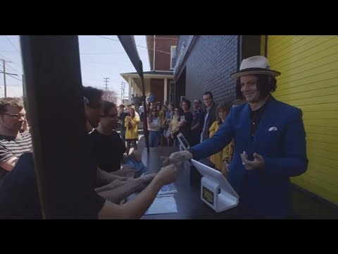 white - On April 19th, 2014 — RECORD STORE DAY — Jack White and Third Man Records succeeded in delivering the World's Fastest Studio-to-Store Record to fans in Nashv...