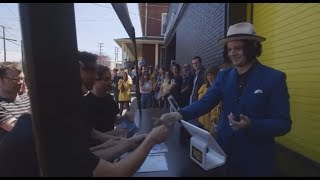Jack White's World's Fastest Record RSD Recap