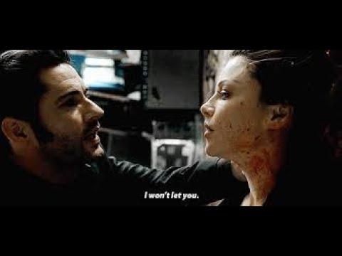 Lucifer Season 1-Episode 1 Lucifer saves Chloe in HINDI