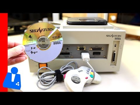 Official Sega Saturn Development Kit (Hardware)