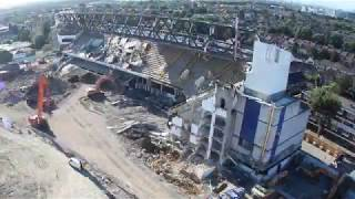 New Spurs Stadium HD Time Lapse: July 2-8, 2017