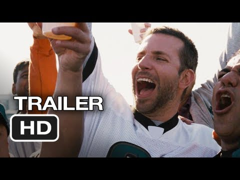 Silver Linings Playbook Official Trailer #2 (2012) Bradley Cooper, Jennifer Lawrence Movie HD Video