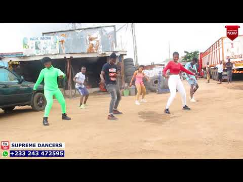 NAIRA MARLEY - SOAPY | OFFICIAL DANCE VIDEO BY SUPREME DANCERS
